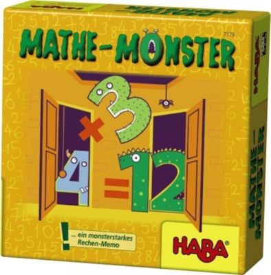 Mathe-Monster (Kinderspiel)