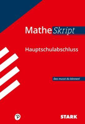 Mathe Skript - Hauptschulabschluss
