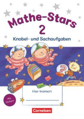 Mathe-Stars: 2. Schuljahr: Knobel- und Sachaufgaben
