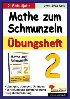 Mathe zum Schmunzeln - Übungsheft, 2. Schuljahr, Lynn S Kohl