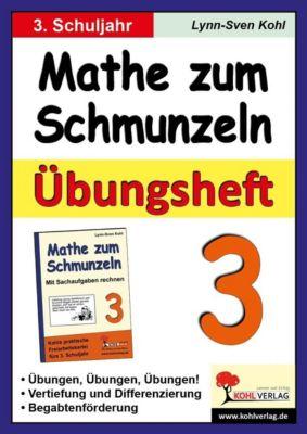 Mathe zum Schmunzeln - Übungsheft, 3. Schuljahr, Lynn S Kohl