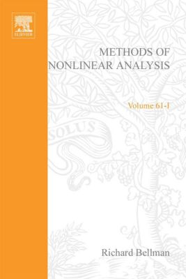 Mathematics in Science and Engineering: Methods of Nonlinear Analysis