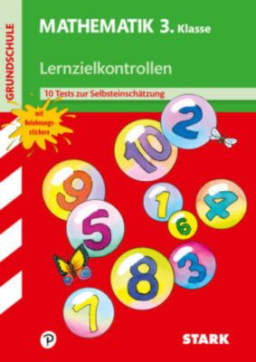 Mathematik 3. Klasse, Lernzielkontrollen - Katja Kersten |