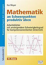 Mathematik an Schwerpunkten produktiv üben - 10. Klasse | Weltbild.ch