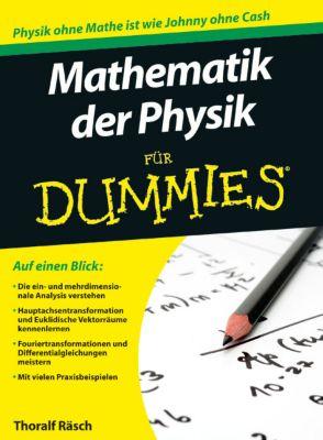 Mathematik der Physik für Dummies, Thoralf Räsch