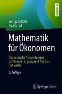 Mathematik für Ökonomen, Wolfgang Kohn, Riza Öztürk