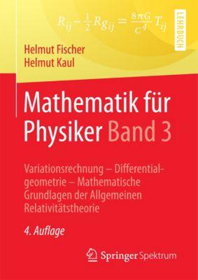 Mathematik für Physiker Band 3, Helmut Kaul, Helmut Fischer