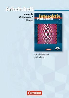 Mathematik interaktiv, Ausgabe Hessen: 7. Schuljahr, Arbeitsheft