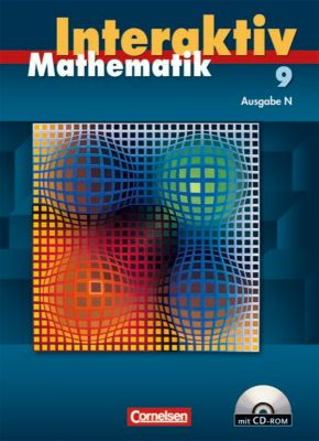 Mathematik interaktiv, Ausgabe N: 9. Schuljahr, Schülerbuch m. CD-ROM