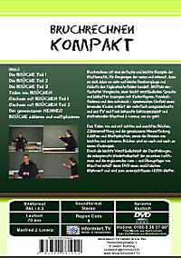 Mathematik.TV: Bruchrechnen kompakt - Produktdetailbild 1