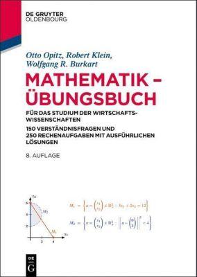 Mathematik-Übungsbuch, Otto Opitz, Robert Klein, Wolfgang R. Burkart