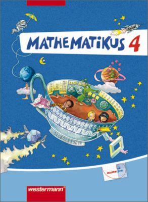 Mathematikus, Neubearbeitung: 4. Klasse, Schülerbuch
