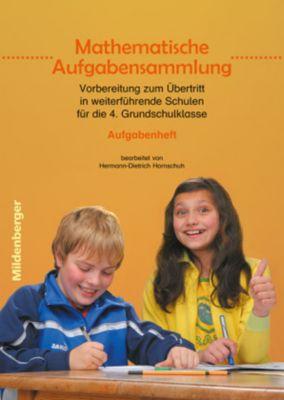 Mathematische Aufgabensammlung: Aufgabenheft, Herrmann-Dietrich Hornschuh