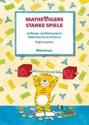 Mathetigers Starke Spiele, Birgid Looschen