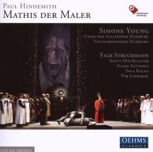 Mathis Der Maler, Struckmann, Young, Staatsoper Hamburg