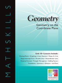 Mathskills: Geometry: Geometry on the Coordinate Plane, Saddleback Educational Publishing