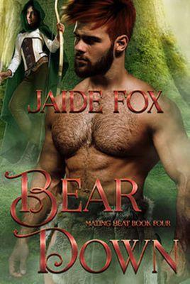 Mating Heat: Bear Down (Mating Heat, #4), Jaide Fox