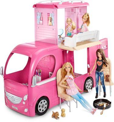 Mattel Barbie CJT42-Super Ferien Camper