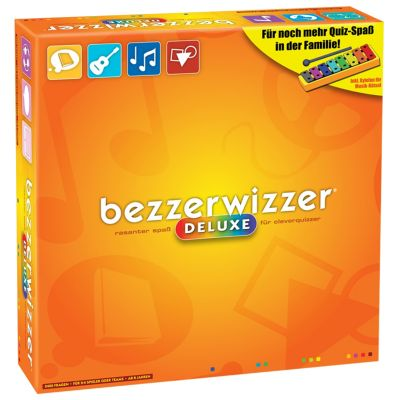 Mattel Bezzerwizzer Deluxe, Familienspiel