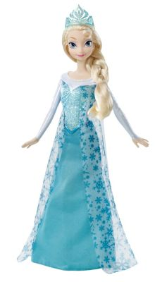 Mattel Disney Princess Die Eiskönigin Elsa