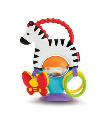 Mattel FGJ11 Fisher Price Kleines Spiel-Zebra