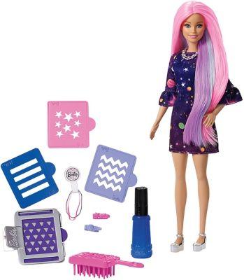 Mattel FHX00 Barbie Color Surprise Puppe (pink)