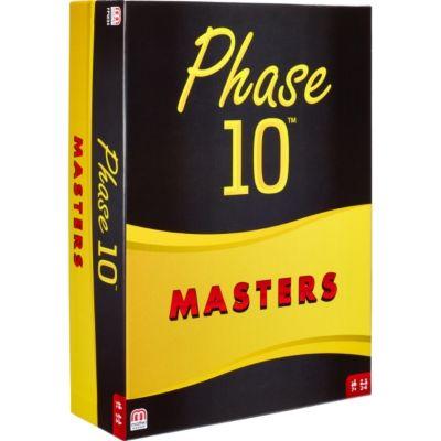Mattel FPW34 Phase 10 Plus Kartenspiel