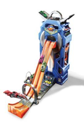 Mattel FTB68 Hot Wheels City Power-Parkgarage