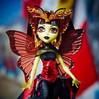 Mattel Monster High CHW62-Buh York, Luna Moth - Produktdetailbild 1