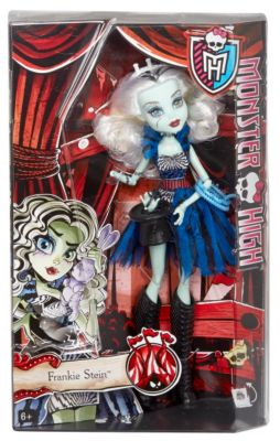 Mattel Monster High CHX98-Frankie Stein