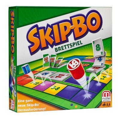 Mattel Skip-Bo, Brettspiel