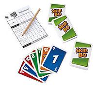 """Mattel - Skip Bo """"Deluxe"""", Kartenspiel, in der Geschenkbox - Produktdetailbild 1"""