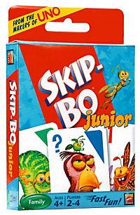 "Mattel ""Skip-Bo junior"", Kartenspiel - Produktdetailbild 1"