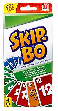 "Mattel ""Skip-Bo"", Kartenspiel - Produktdetailbild 1"