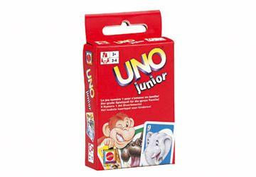 MATTEL Uno Junior 2 - 4 Spieler, ab 3 Jahre