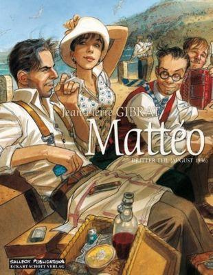 Mattéo - August 1936 - Jean-Pierre Gibrat pdf epub