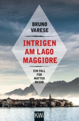 Matteo Basso ermittelt: Intrigen am Lago Maggiore, Bruno Varese