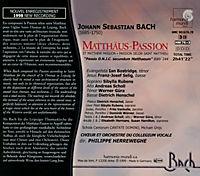 Matthäus-passion - Produktdetailbild 1