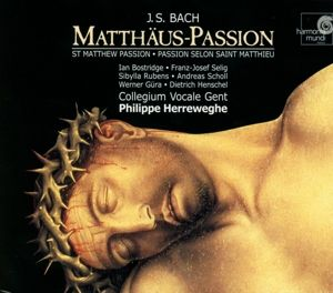 Matthäus-passion, Johann Sebastian Bach