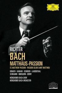 Matthäus-Passion (Ga), Donath, Hamari, Schreier, Berry, Karl Richter, Mbo