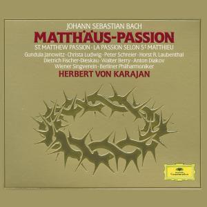 Matthäus-Passion (Ga), Herbert von Karajan, Bp