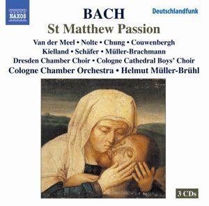 Matthäus-Passion (Ga), Helmut Müller-Brühl, Kölner Kammerorchester