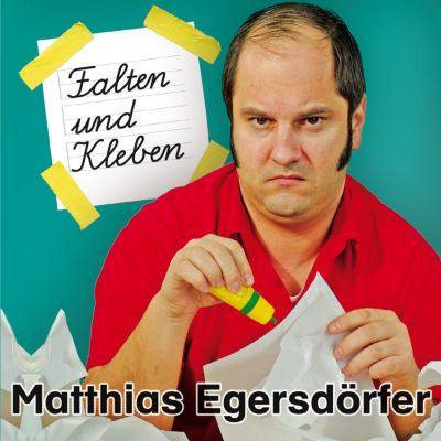 Matthias Egersdörfer - Falten und Kleben, Matthias Egersdörfer