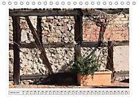 Mauerblümchen - Raus aus dem Schatten und rein in das Rampenlicht (Tischkalender 2019 DIN A5 quer) - Produktdetailbild 2