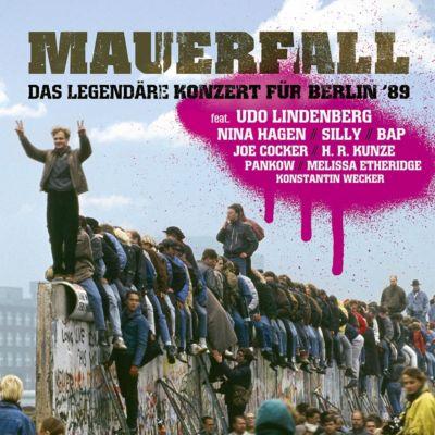 Mauerfall-Das Legendäre Konzert Für Berlin '89, Various