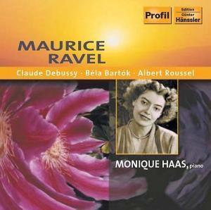 Maurice Ravel, Monique Haas