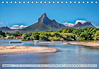 Mauritius - Insel im Indischen Ozean (Tischkalender 2019 DIN A5 quer) - Produktdetailbild 1