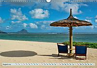 Mauritius - Insel im Indischen Ozean (Wandkalender 2019 DIN A3 quer) - Produktdetailbild 8