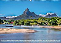 Mauritius - Insel im Indischen Ozean (Wandkalender 2019 DIN A2 quer) - Produktdetailbild 1