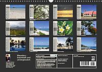 Mauritius - traumhaft und unvergesslich (Wandkalender 2019 DIN A3 quer) - Produktdetailbild 13